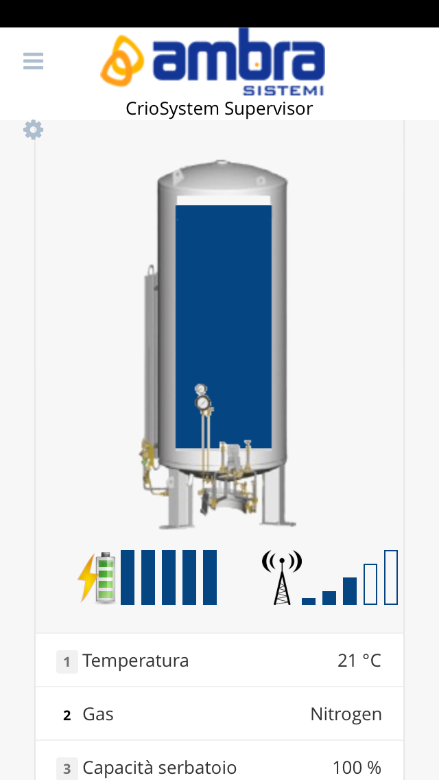Level and pressure monitoring for cryogenic vessels 1